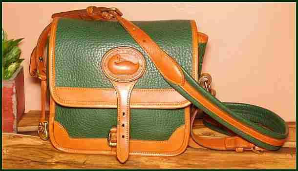 Surrey Vintage Dooney Shoulder Bag