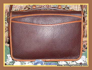 Vintage Dooney Carrier Bag