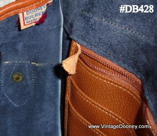 Vintage Dooney Cavalry Bag