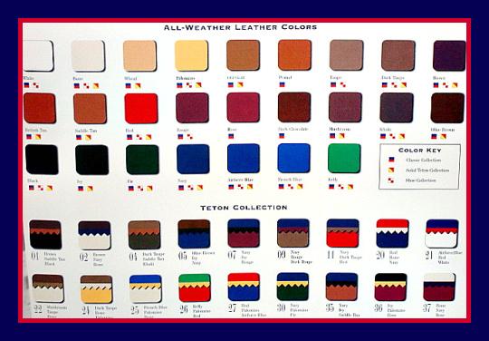 vintage dooney bourke handbag colors