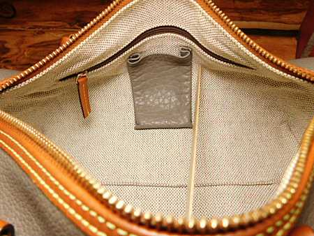 Barrel Bag All Weather Leather Dooney