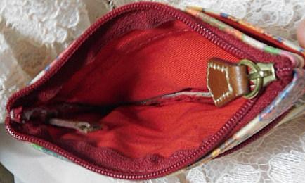 Dooney Medallion coin purse