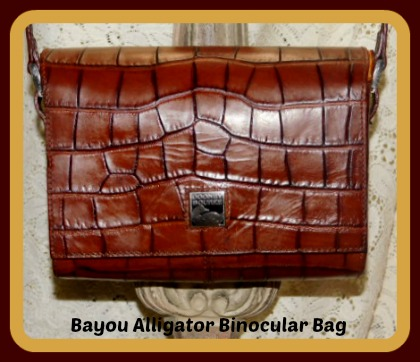 Bayou Binocular Bag Dooney Bourke