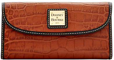 Forbidden Spice CONTINENTAL CLUTCH DOONEY & BOURKE