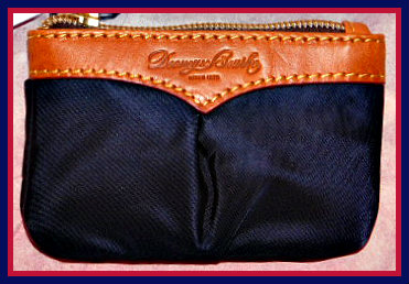 Dooney and Bourke  Nylon Small Coin Case