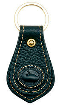 Dooney and Bourke  All-Weather Leather  Duck Key Fob