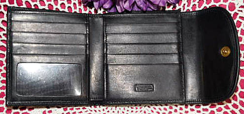 Vintage Dooney and Bourke AWL   Credit Card Wallet