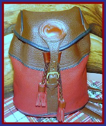 Sophisticated Spicy Teton Backpack AWL-Dooney & Bourke All-Weather Leather