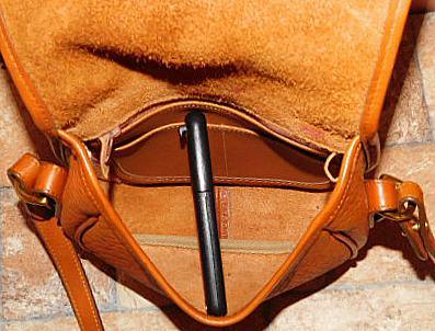 Tack Bag Vintage Dooney Bourke AWL
