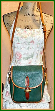 Dooney Bourke Loden Shoulder Bag