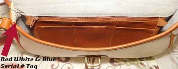 Dooney Over & Under Shoulder Bag