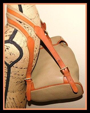 Sherpa Pack Vintage Dooney AWL