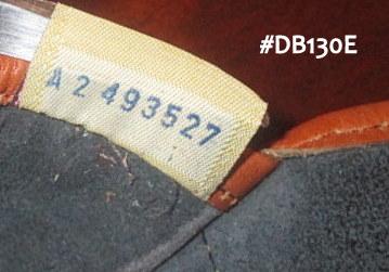 Black Vintage Dooney Cavalry Bag