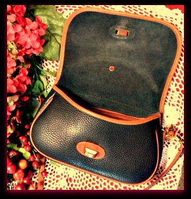 Vintage Dooney and Bourke  All-Weather Leather® Bag