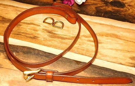 Vintage Dooney shoulder strap