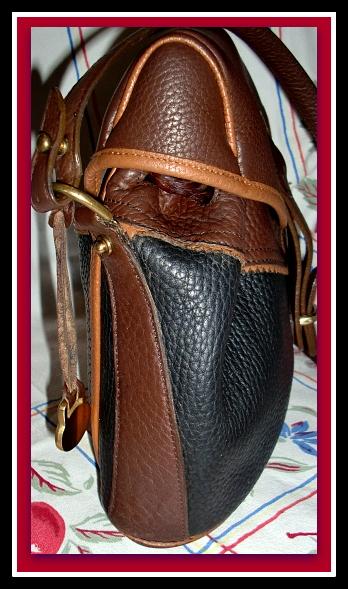 Teton Drawstring Saddle Bag Dooney & Bourke AWL