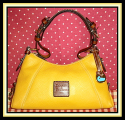 New Mini East-West Souch Dooney Bourke AWL Bag-New, Mini, East-West, Souch, Do