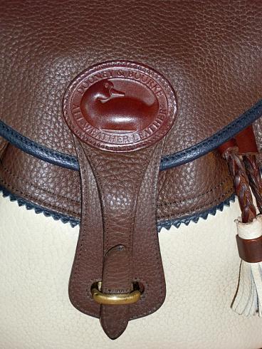 Vintage Dooney Teton Backpack