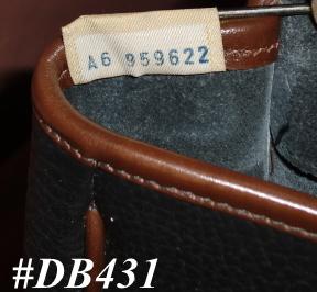 DB431VintageDooneyCarrierBag