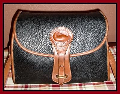 Essex Vintage Dooney Shoulder Bag