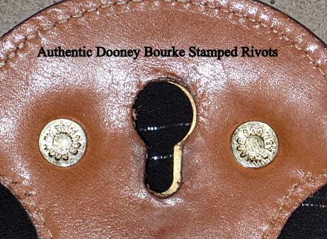 Large Vintage Dooney Cavalry Trooper