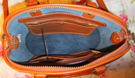 Vintage Dooney Bourke NorfolkBag