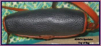 Vintage Dooney Spectator Bag