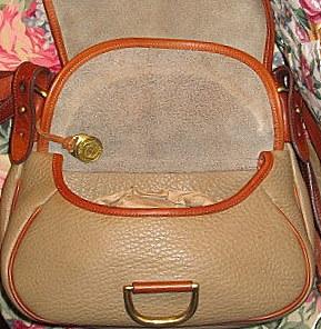 Vintage DooneyHorseshoe Bag