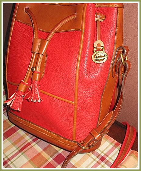 Vintage Dooney Dover Bag