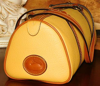 Palomino Dooney Barrel Satchel