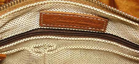 Saddle Tan Barrel Satchel Dooney Bag
