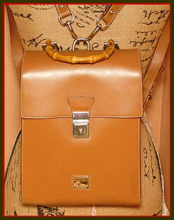 Vintage Dooney and Bourke Toiny Collection Backpack