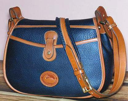 Dooney Horseshoe Bag