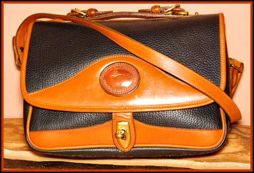 Large Dooney & Bourke Carrier