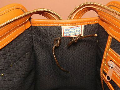 large Dooney and Bourke Satchel Shoulder Bag