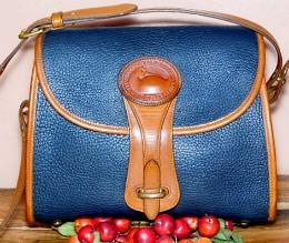 large Dooney and Bourke Satchel Shoulder Bag