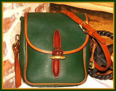 Vintage Dooney Loden Bag