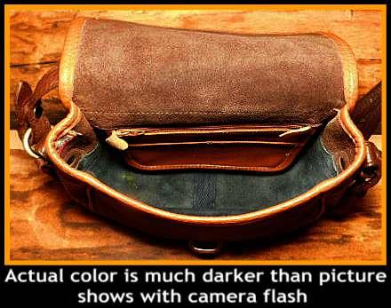 Dooney Teton shoulder bag