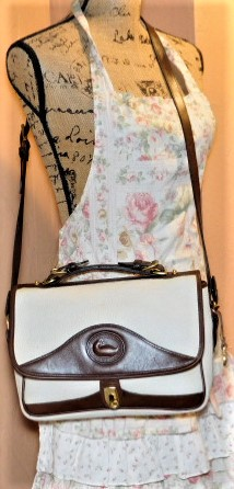 Vintage Dooney and Bourke  All-Weather Leather®  Carrier Collection
