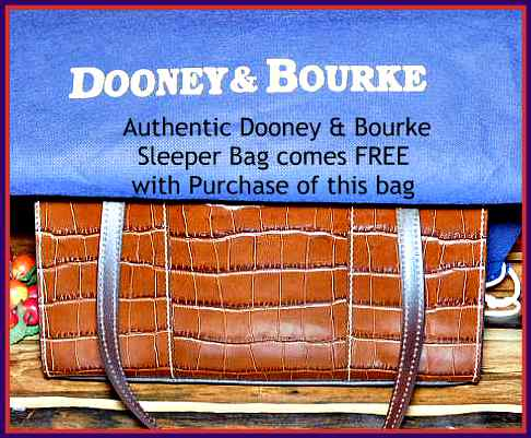 Dooney Bayou Shoulder Bag
