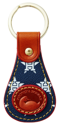 Houston Astros Major League Baseball Dooney Bourke Duck Key Fob NEW!-Dooney,Bourke, KeyFob,Major League Baseball Houston Astros Dooney Bourke Duck Key Fob,Houston Astros