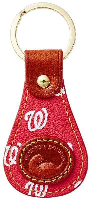 Major League Baseball Washington Nationals Dooney Bourke Duck Key Fob NEW