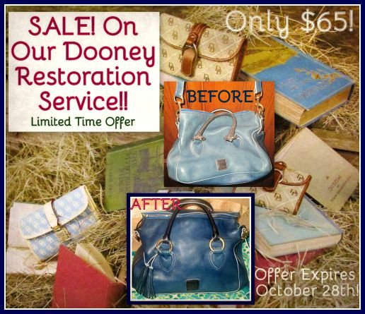 Dooney Restoration Sale