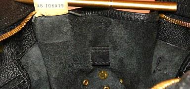 Large Dooney Buckle Bag Satchel