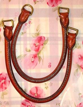 Norfolk satchel handles