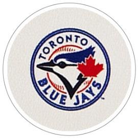 MLB TORONTO BLUE JAYS  Key Ring