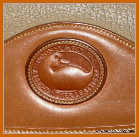 All-Weather Leather Vintage Dooney Restoration Service-All-Weather Leather Vintage Dooney Restoration Service, leather bag restore, dooney leather purse restored, dooney bag clean, dye dooney leather