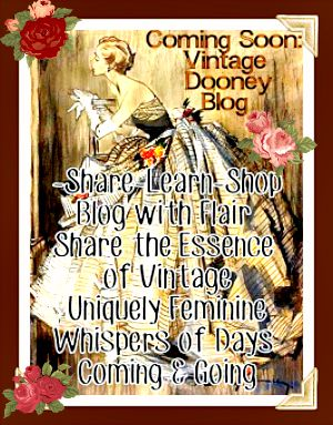 Vintage Dooney Blog