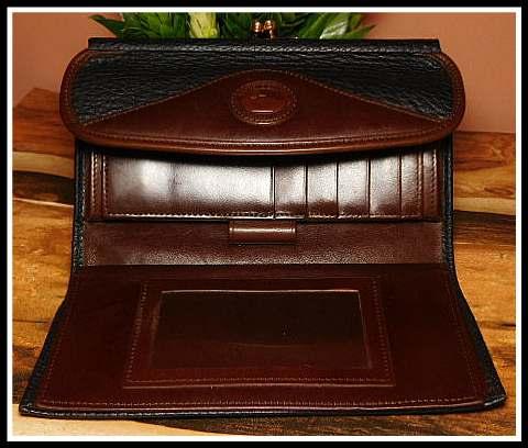 Checkbook Organizer Wallet