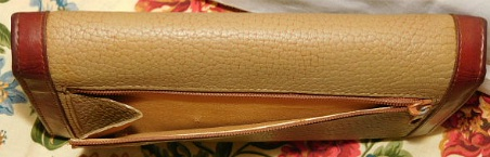 Vintage Dooney and Bourke  Vintage Dooney All-Weather Leather  Wallet on a String